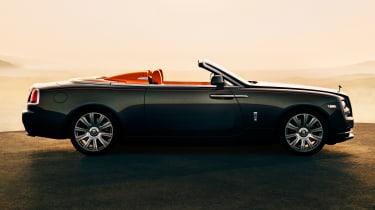 Rolls-Royce Phantom - Dawn Aero Cowling side