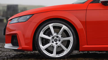 Audi TT RS 2016 - wheel