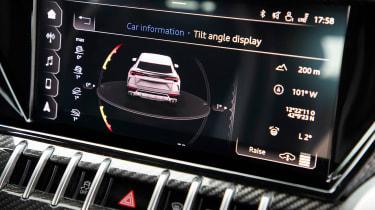 Lamborghini Urus - infotainment