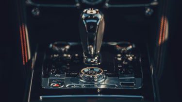 Bentley Flying Spur Verdant - Interior Auto Transmission
