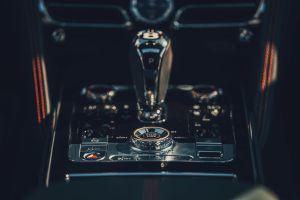 Bentley Flying Spur Verdant - Interior Auto Transmission