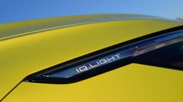 Volkswagen Golf Mk8 - lights
