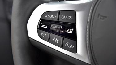 BMW Z4 - steering wheel controls