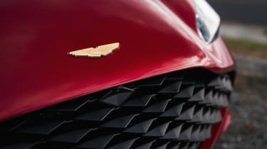 Aston Martin DBS GT Zagato - grille