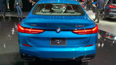 BMW 2 Series Gran Coupe - Los Angeles full rear