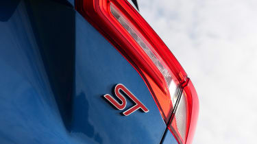 Ford Focus ST Estate - ST badge
