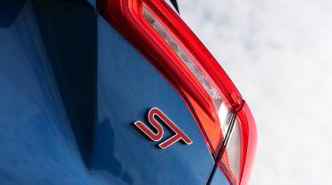 Ford Focus ST Estate - ST badge