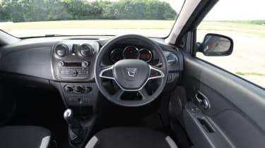 Dacia Sandero Stepway - cockpit