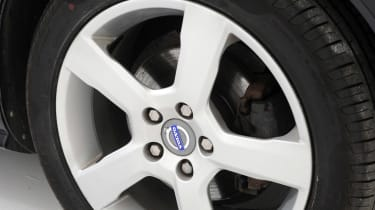 Used Volvo S40 - wheel