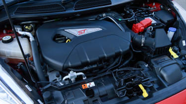 Used Ford Fiesta ST - engine