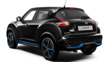 Nissan Juke updated - rear