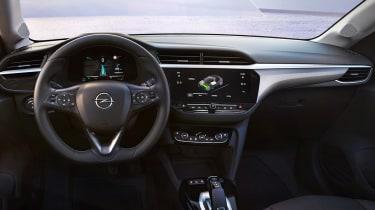 Vauxhall Corsa - leaked interior