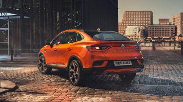 Renault Arkana - rear static