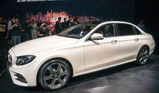 Mercedes E-Class LWB - Beijing