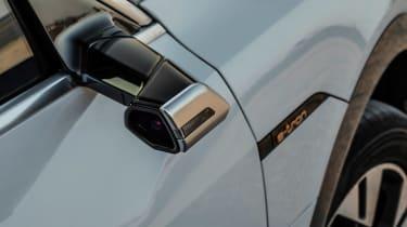 Audi e-tron mirrors