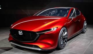 Mazda Kai concept - Tokyo front