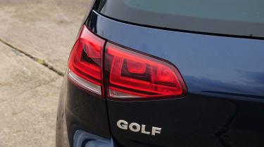 VW Golf - rear lights