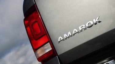 Volkswagen Amarok - pick up badge