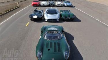 Greatest Jaguars
