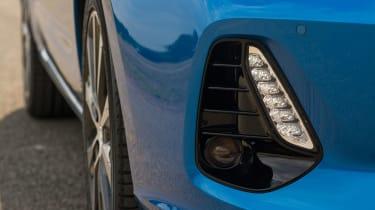 Hyundai i30 Tourer - running light