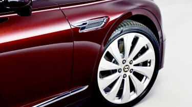 Bentley Flying Spur - studio wheel