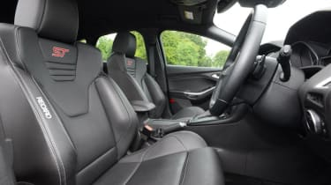 Used Ford Focus ST - front seats