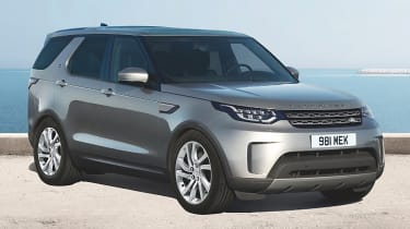 Land Rover Discovery Anniversary
