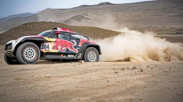 Dakar Rally - side