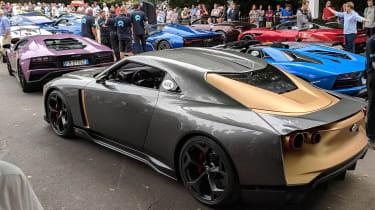 Goodwood Festival of Speed - Nissan GT-R50