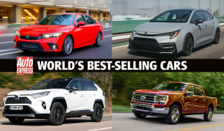 World's best selling cars