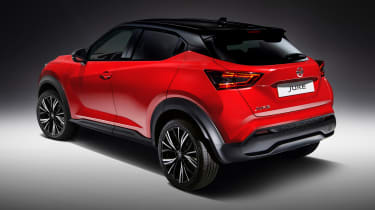 Nissan Juke - rear studio