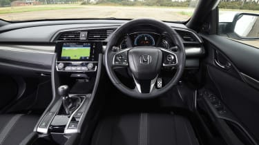 Honda Civic - dash