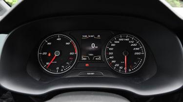 SEAT Ateca - dials