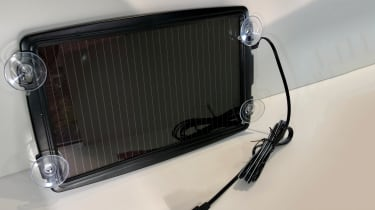 Halfords 2.4W  Solar Maintainer