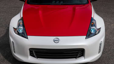 Nissan 370Z 50th Anniversary Edition - grille