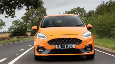 Ford Fiesta ST Performance - full front