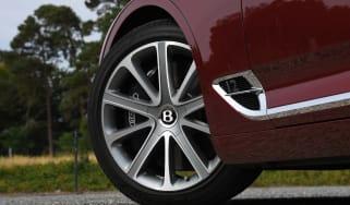Bentley Continental GT - wheel