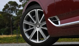 Bentley Continental GT - wheel