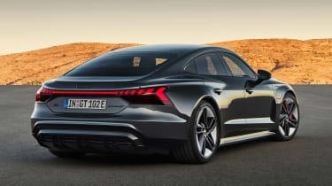 Audi RS e-tron GT - rear