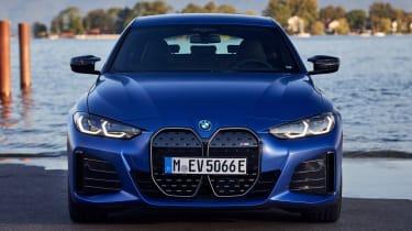 BMW i4 - full front