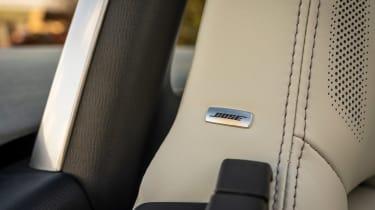 Mazda MX-5 Sport Venture - seat detail