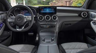 Mercedes GLC - cabin