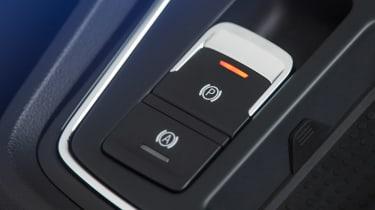 SEAT Leon - parking brake