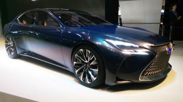 Lexus LF-FC at Tokyo