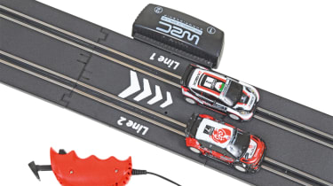 Best Scalextric and slot car sets 2017/2018 - WRC Extreme Land Rally track