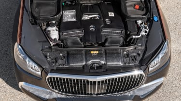 Mercedes-Maybach GLS - engine