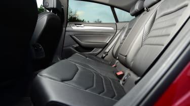 Volkswagen Arteon - back seats