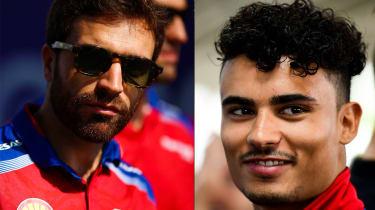 Mahindra Racing drivers 2019/2020