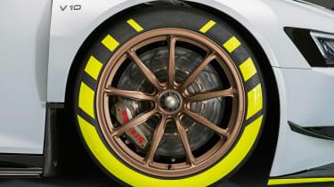 Audi R8 LMS GT2 - wheel