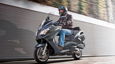 Best 125cc bikes - Peugeot Satelis 2 125i